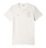 2016-2017 Real Madrid Adidas Graphic BST Tee (White)
