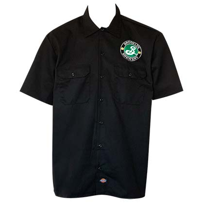 BROOKLYN BREWERY Black Work Shirt