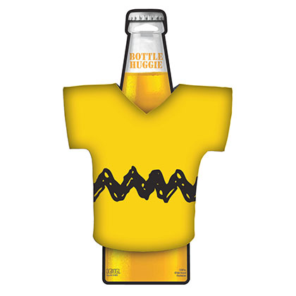 Charlie Brown Tee Shirt Koozie