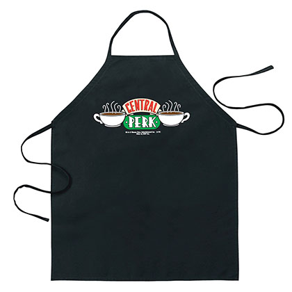 FRIENDS Central Perk Logo Apron