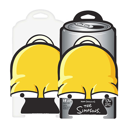 The SIMPSONS Homer Koozie