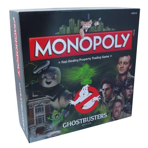 Ghostbusters Edition Monopoly