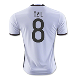 2016-2017 Germany Home Shirt (Ozil 8)