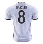 2016-2017 Germany Home Shirt (Draxler 8) - Kids