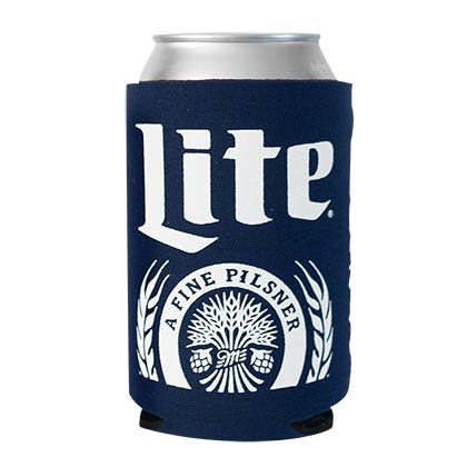MILLER LITE Can Insulator