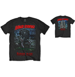 Avenged Sevenfold - Buried Alive Tour 2012 Special Edition Black T-shirt