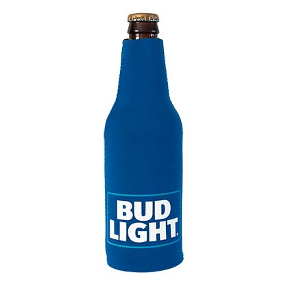 BUD LIGHT Bottle Insulator