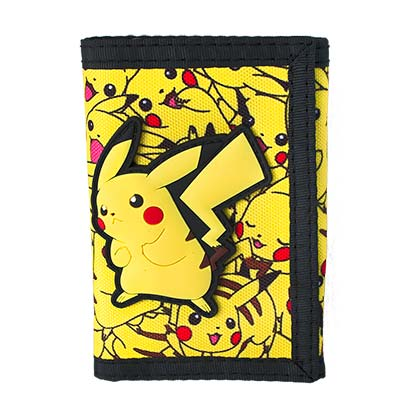 POKEMON Pikachu Wallet