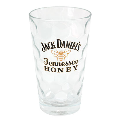 JACK DANIELS Tennessee Honey Pint Glass