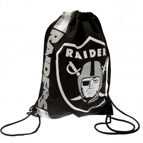 Oakland Raiders Gym Bag CL