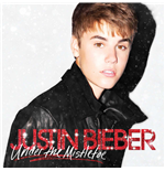 Vynil Justin Bieber - Under The Mistletoe
