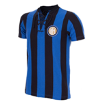 F.C. Internazionale 1958 - 59 Short Sleeve Retro Football Shirt