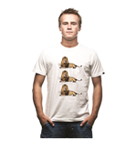 England Lions T-Shirt | White