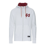 2016-2017 Galatasaray Nike Authentic Full Zip Hoody (White)