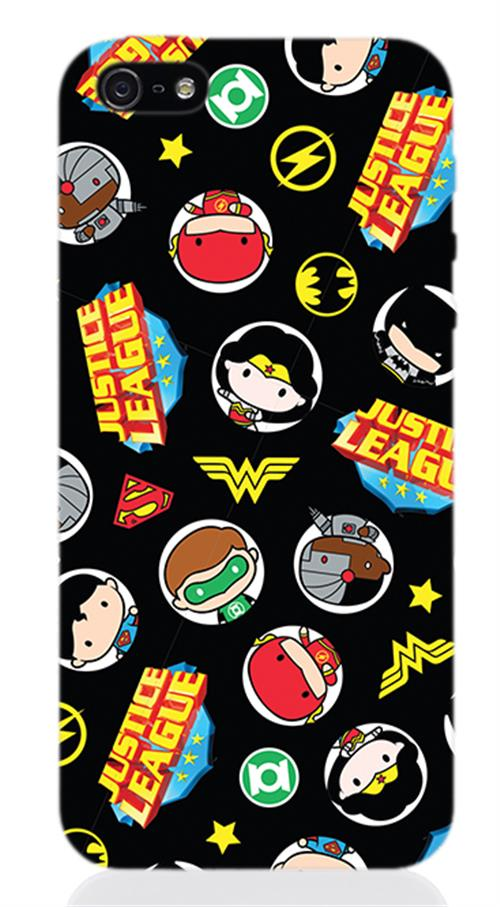 DC Comics Superheroes iPhone Cover 250950