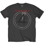 Foreigner Men's Tee: 4