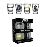 Asking Alexandria Glassware 251061
