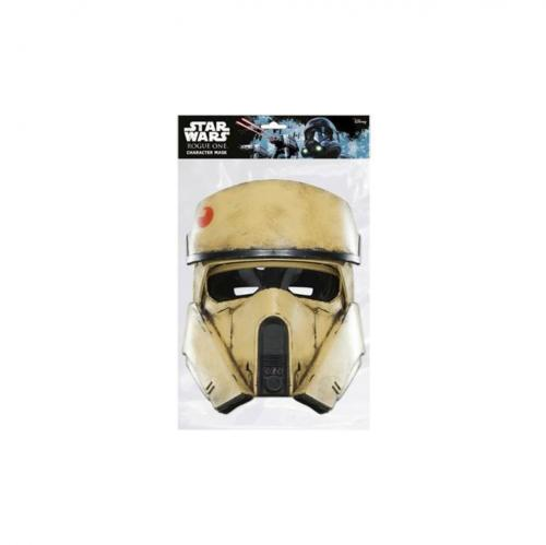 Star Wars Rogue One Mask Shoretrooper