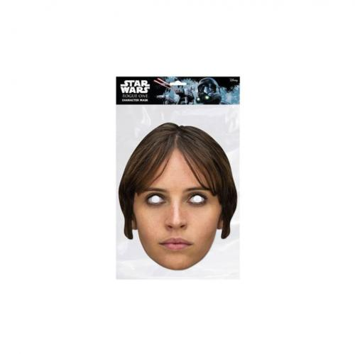 Star Wars Rogue One Mask Jyn Erso