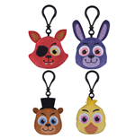 Five Nights at Freddy's Plush Keychain 5 cm Assortment (12)