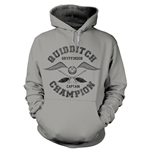 Harry Potter Hooded Sweater Quidditch Champion