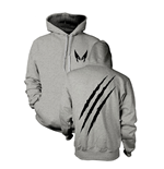X-Men Hooded Sweater Wolverine Slash