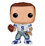 NFL POP! Football Vinyl Figure Tony Romo (Dallas Cowboys) 9 cm
