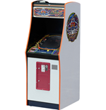 NAMCO Arcade Machine Collection Mini Replica 1/12 Galaga 14 cm