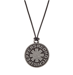 Red Hot Chili Peppers - Asterisk Round - Jewellery