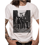 Kiss - B&W City - Unisex T-shirt White