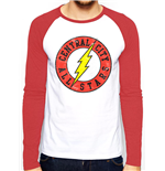 The Flash - All Stars - Unisex Mens Baseball White