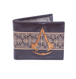 ASSASSIN'S CREED Movie Wooden Crest Bi-Fold Wallet, One Size, Multi-colour