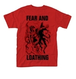 Marshal Law T-shirt Fear And Loathing