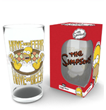 The Simpsons Glassware 251813