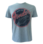 Fender T-shirt - Original 1946 Grey