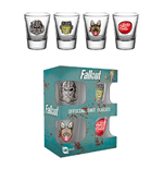 Fallout 4 - Icon Shot Glasses Set