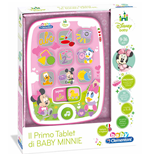 Baby Clementoni - The Tablet for Baby Minnie