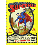 Superman Notepad 251927