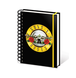Guns N' Roses Notepad 251948