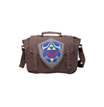 Zelda - Brown Link Shield Messenger Bag
