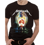 Metallica - Exploded - Unisex T-shirt Black