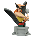 Justice League Animated bust Hawkgirl 15 cm