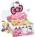 Hello Kitty Soap Bubble Bottle Display (36)