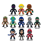 GI Joe Action Vinyl Mini Figures 8 cm Display (16)