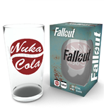 Fallout 4 Pint Glass - Nuka Cola