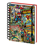 Marvel Superheroes Notepad 252266