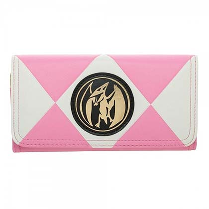 POWER RANGERS Pink Ranger Wallet