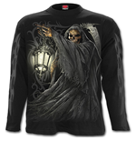Death Lantern - Longsleeve T-Shirt Black