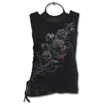 Fatal Attraction - 2in1 PU Leather Vest