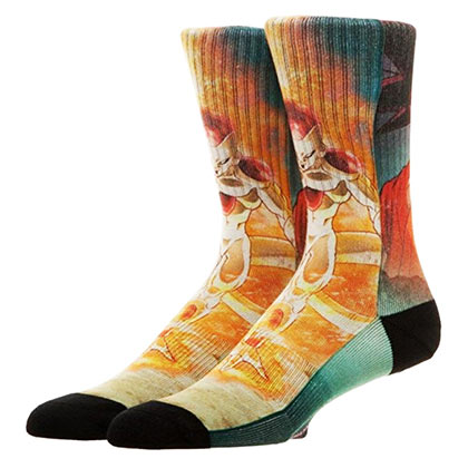 Dragonball Z Men's Resurrection Crew Socks